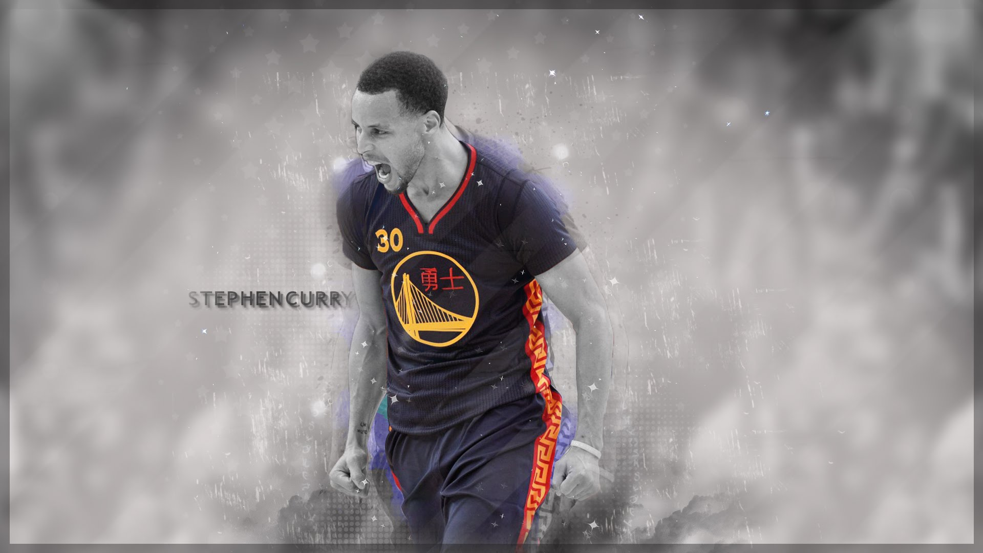 basketball stephen curry wallpaper 2016
