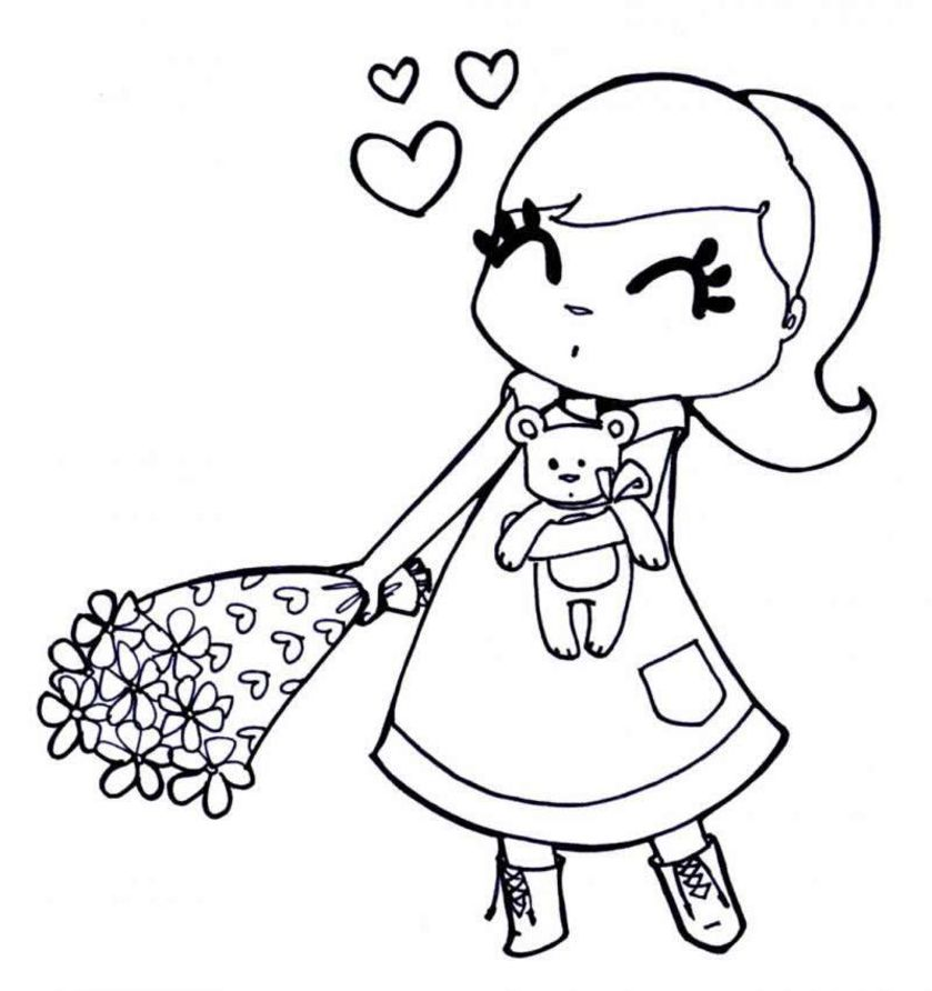 free-coloring-pages-for-girls