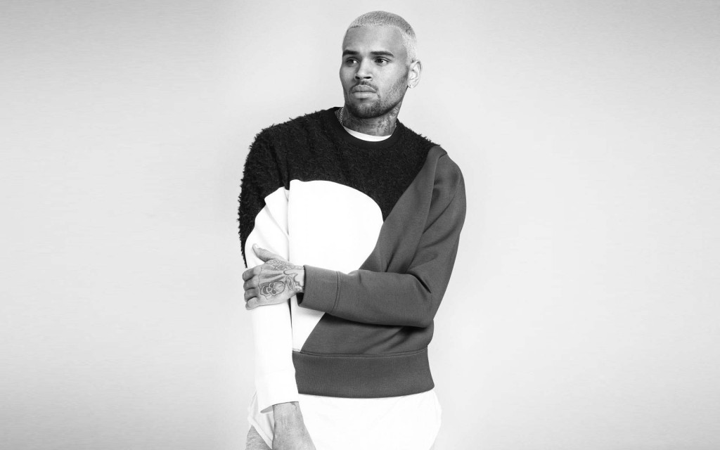 Chris-Brown-Black-and-White-Wallpapers