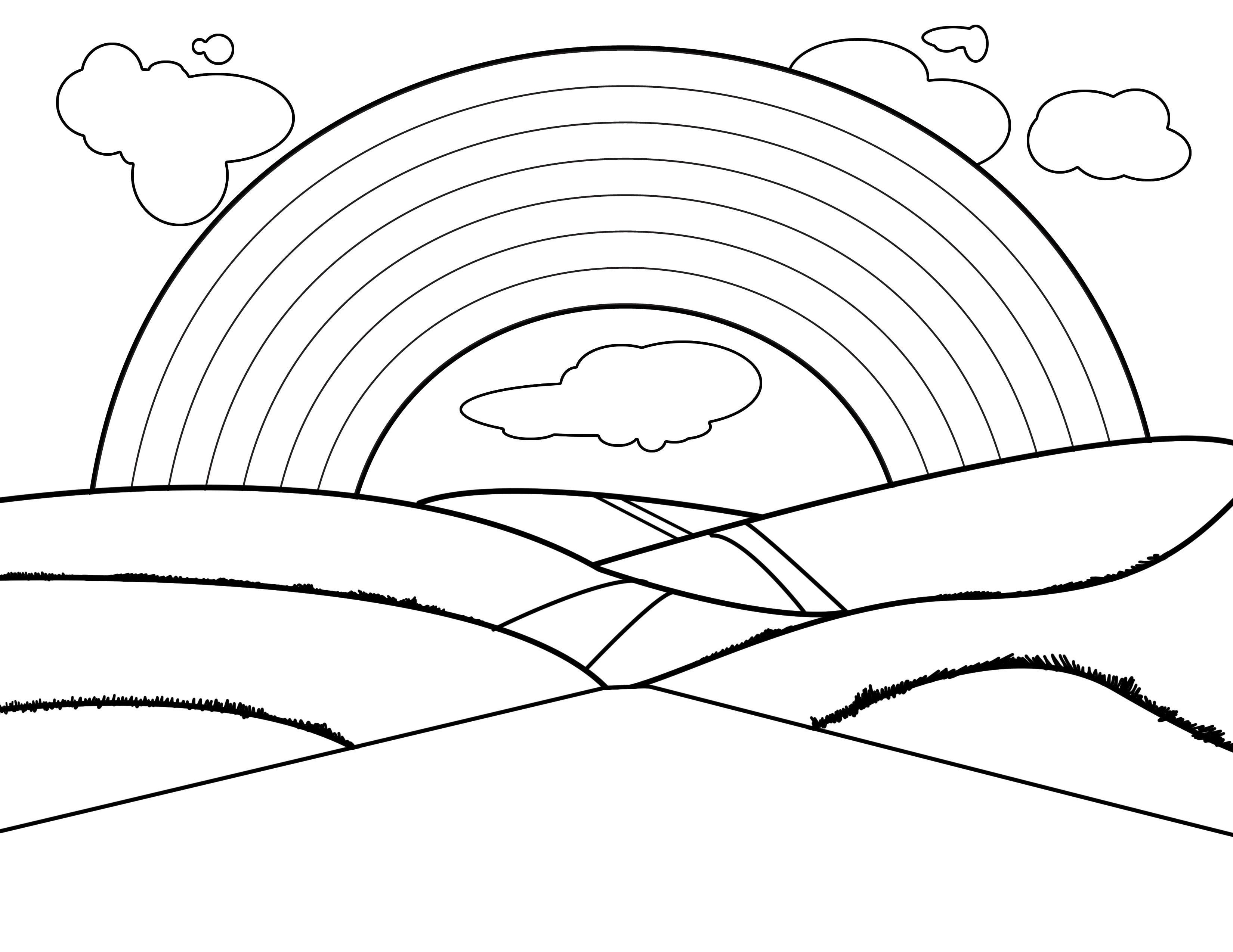 Rainbow-Coloring-Pages-For-Kids