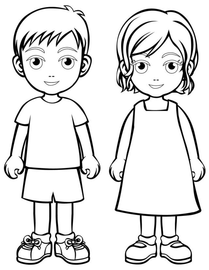 children-coloring-pages