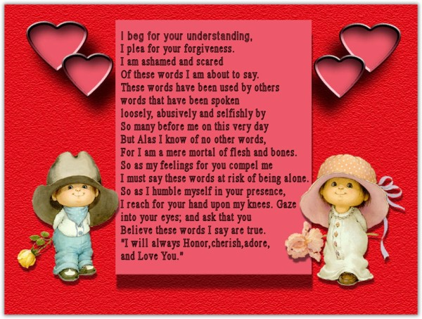 love you poems for her