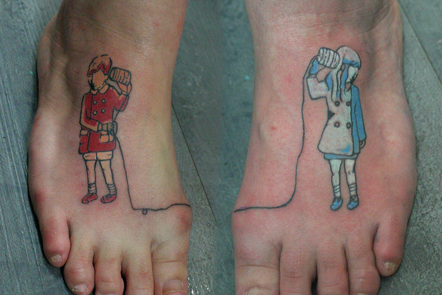 Foot-Tattoo-cool-design