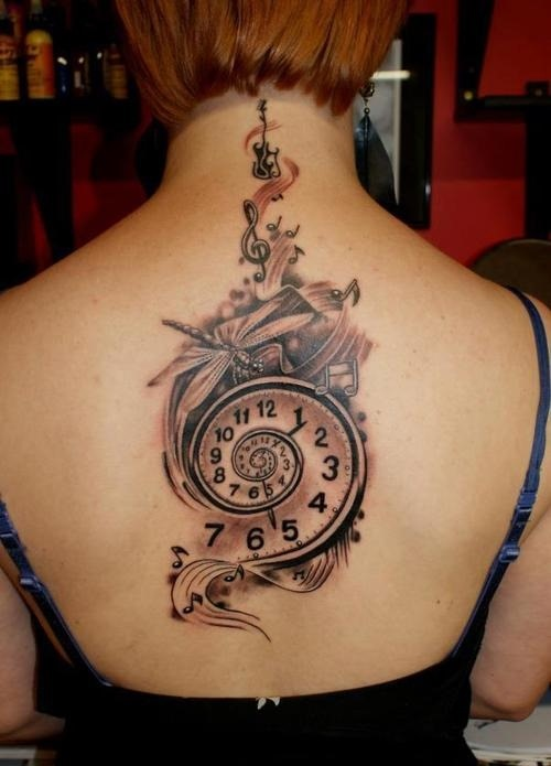 Funny-Tattoos-on-Female-Back