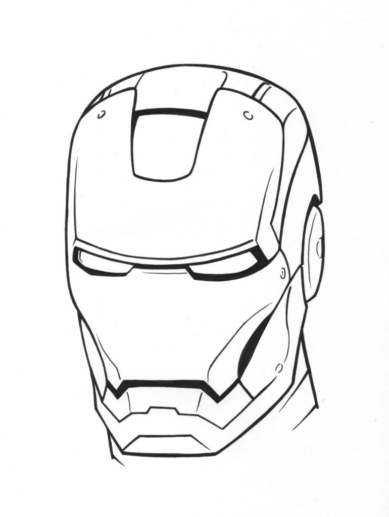 Iron-Man-coloring-page