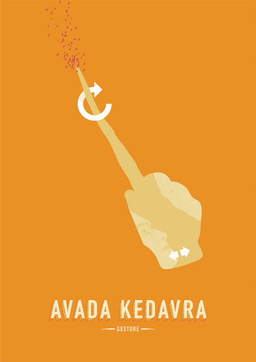 avada kedavra harry potter iphone ackground