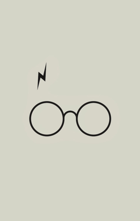 harry potter iphone wallpaper glasses hd