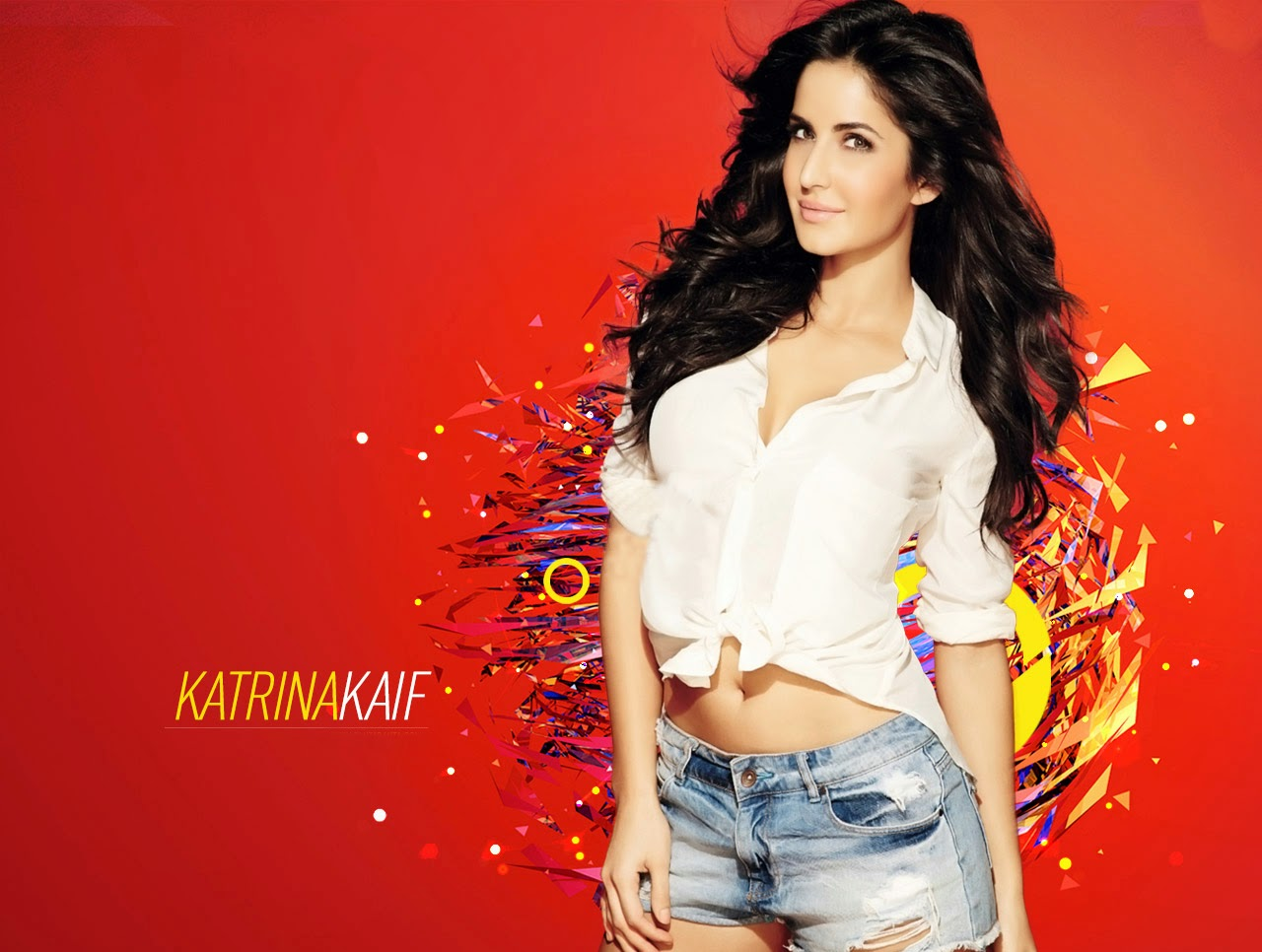 45 Hot Katrina Kaif Wallpapers Collection