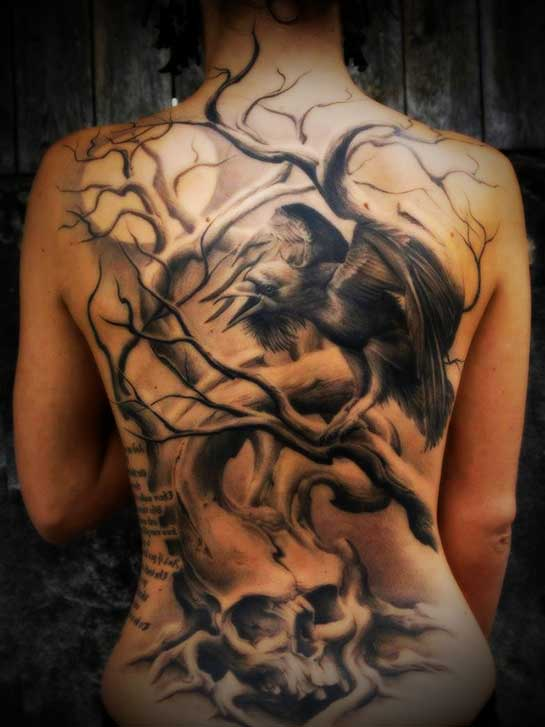 tattoo-designs-for-women-at-the-back