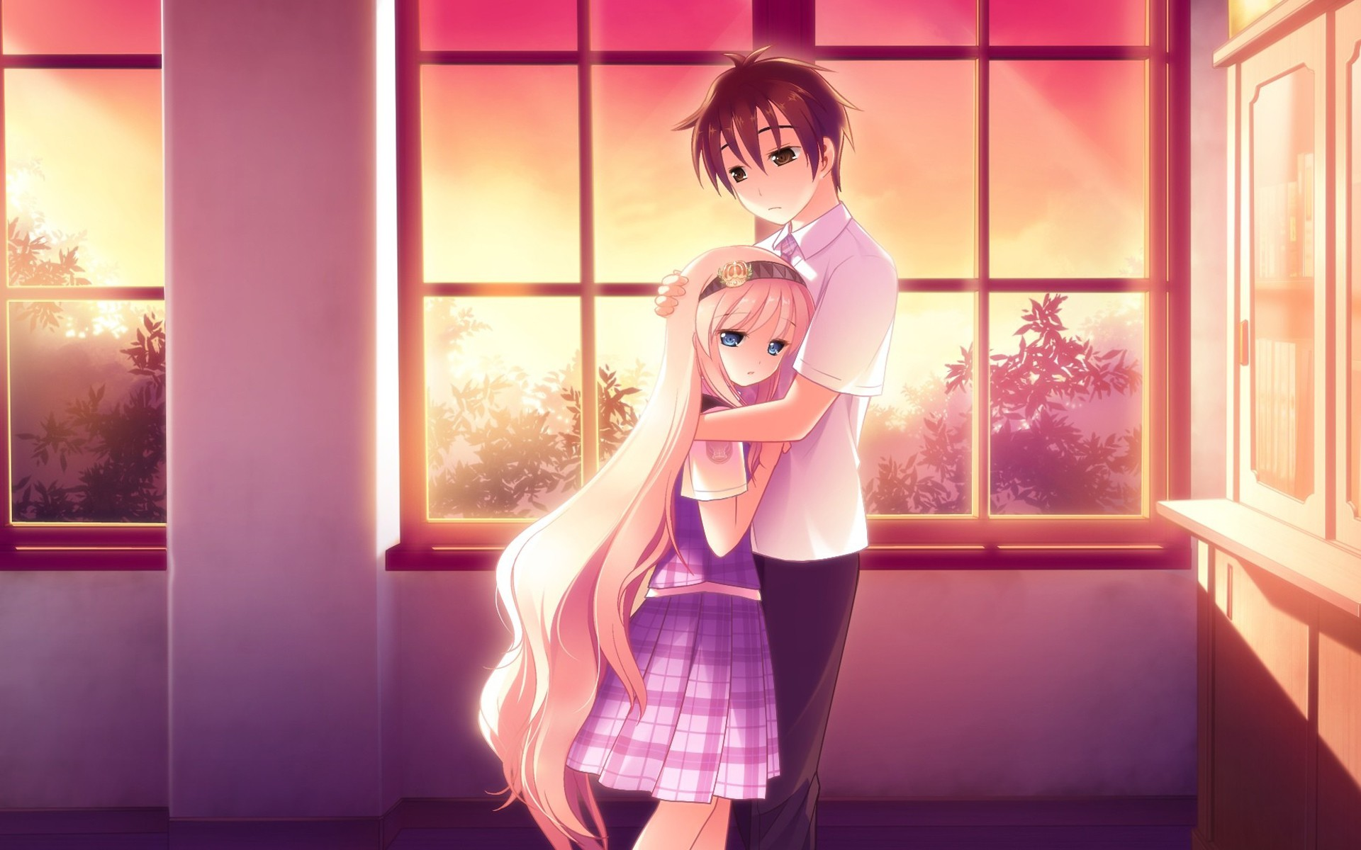 Anime-Love-Valentine-Day-HD-Wallpapers