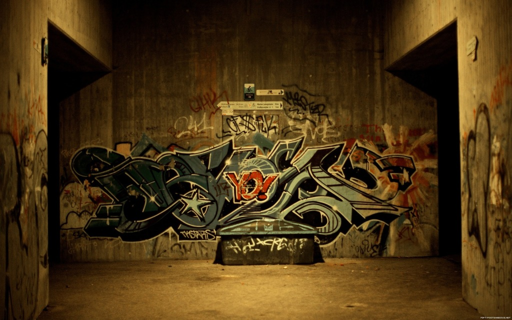 Wallpaper-graffiti-art