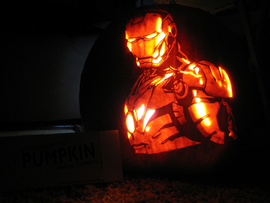 Iron-Man-Pumpkin-Carving-Ideas-2017