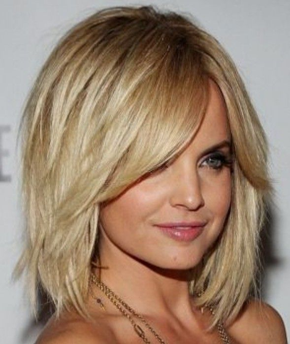 cool-Shoulder-Length-Haircut