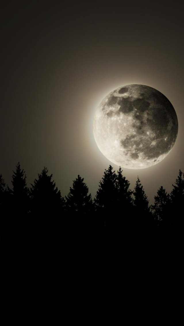 full-moon-time-iphone-background