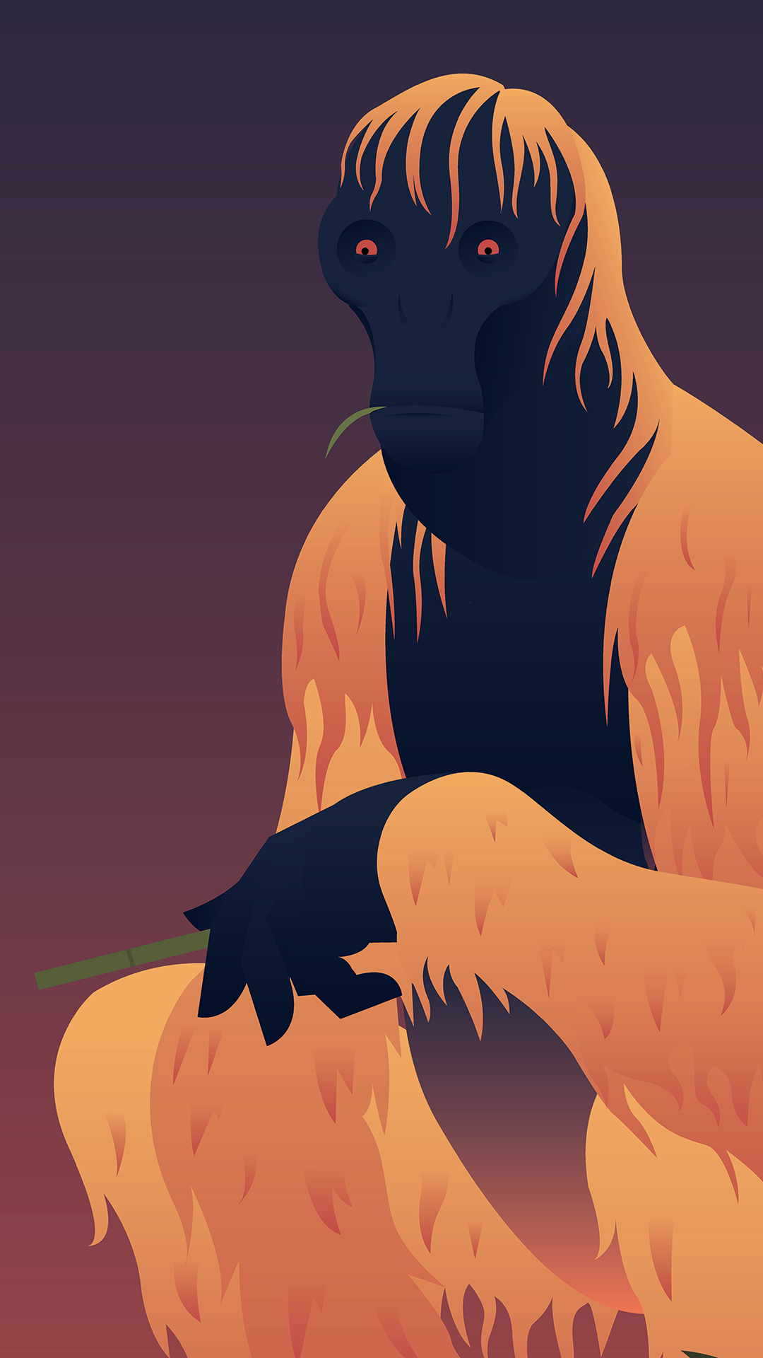 minimalist-halloween-iphone-hd-wallpaper