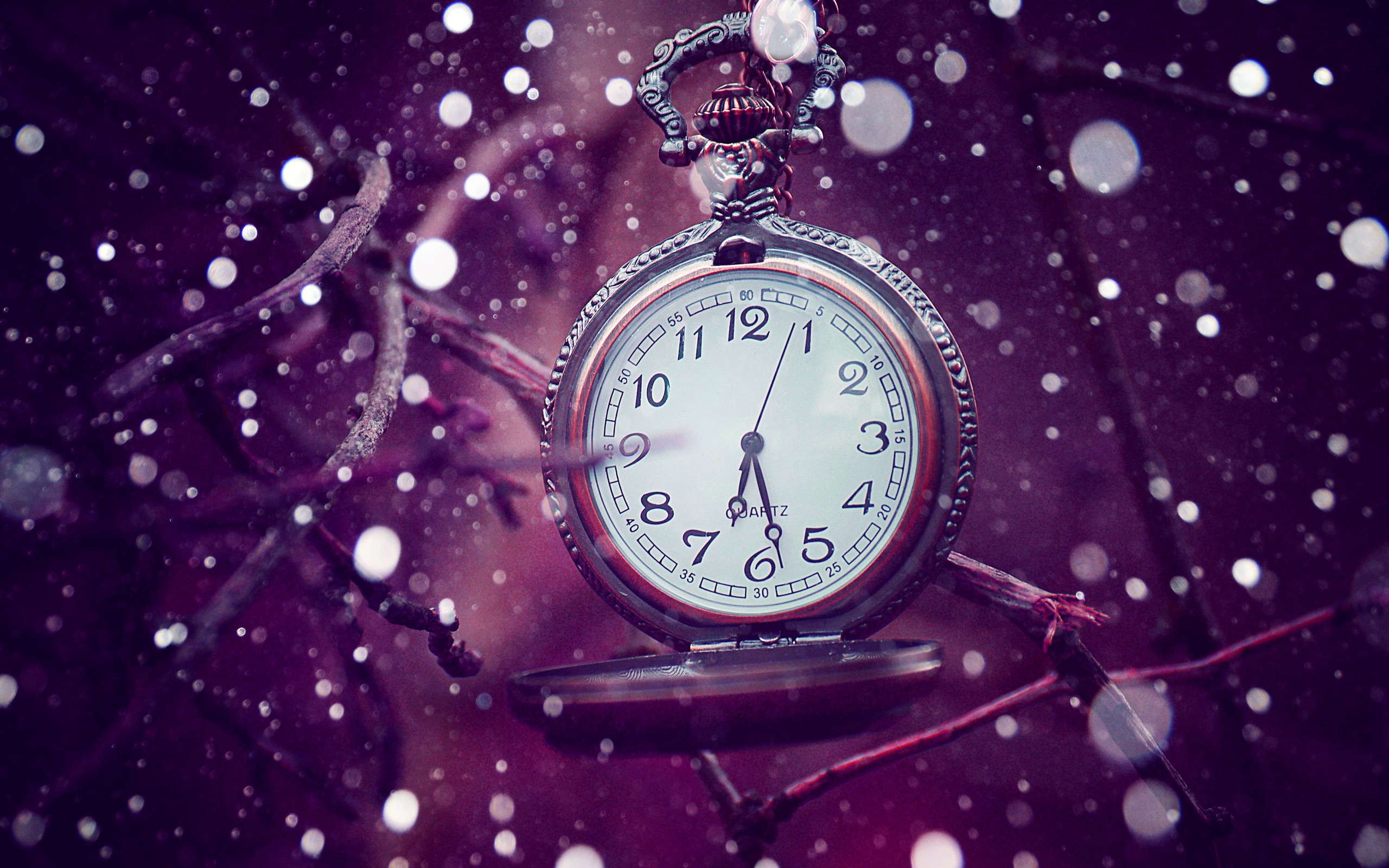 wallpaper-purple-clock-snow-time-girls-background
