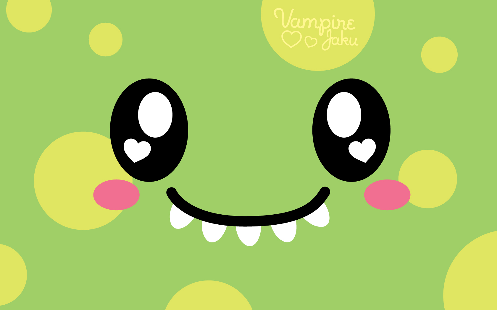 desktop-wallpapers-cute-funny-picture-green-monster