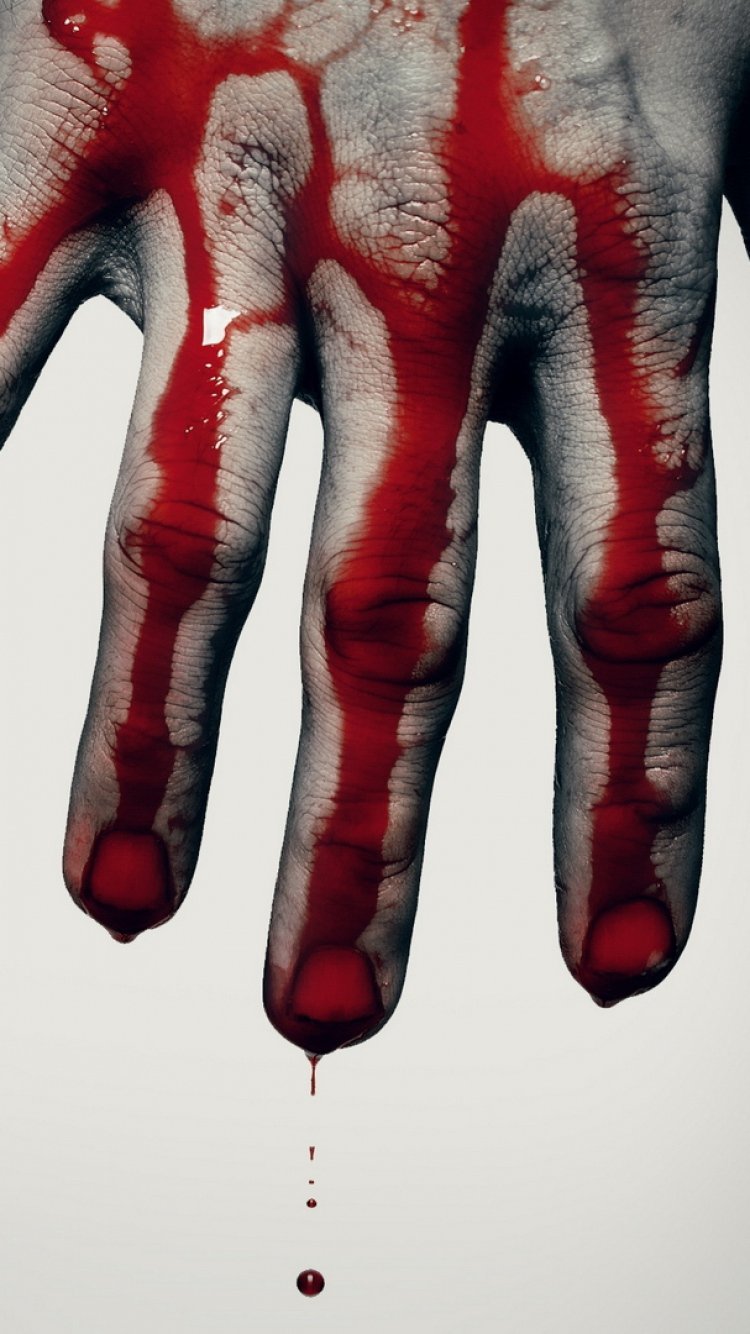 hand_blood_brush_scary_halloween-iphone-wallpaper