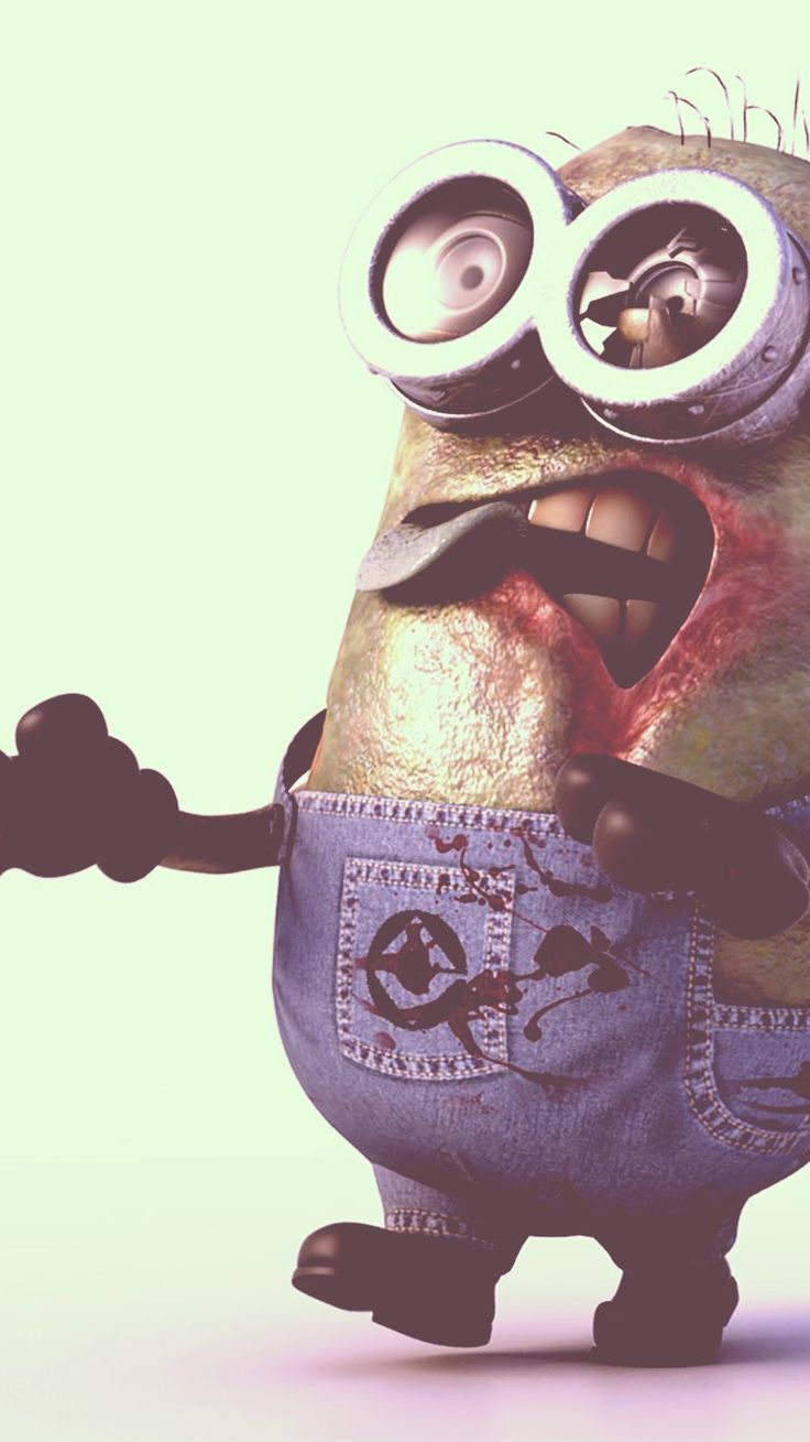 zombie-minion-halloween-iphone-wallpaper
