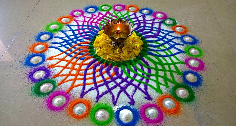 Easy Rangoli Designs For Diwali 2019