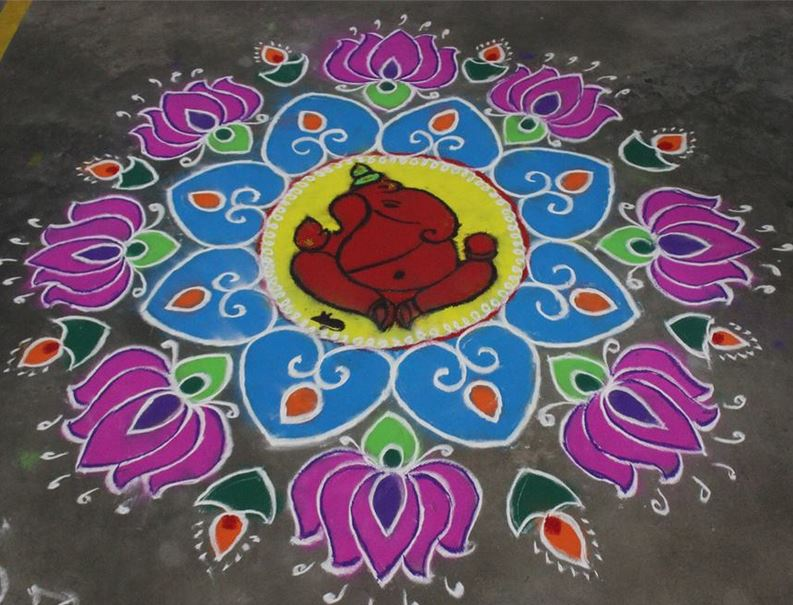 flower-rangoli-design
