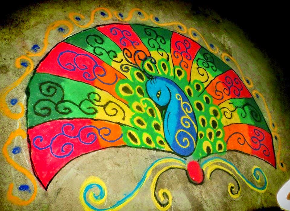 peacock-rangoli-designs