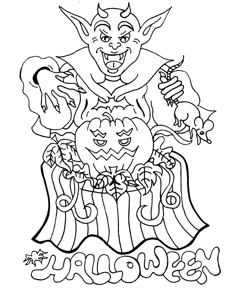 creepy-halloween-coloring-pages