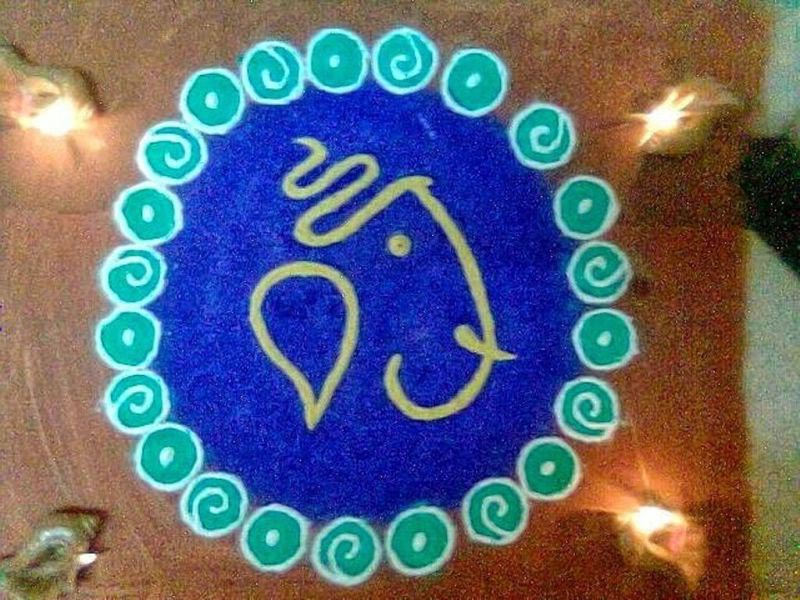 diwali-designs-of-rangoli-ganesh