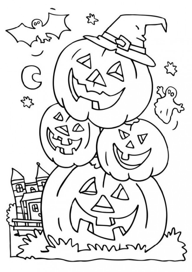 free-halloween-coloring-pictures-pumpkins