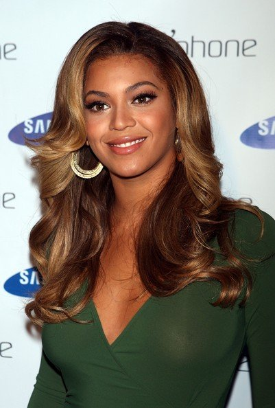 Beyonce straigth hairstyles