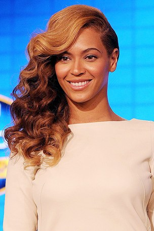 beyonce layered hairstyles