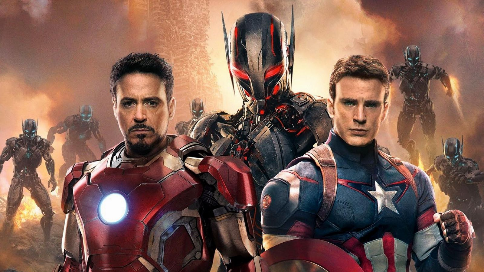 Avengers Age of Ultron HD Wallpaper