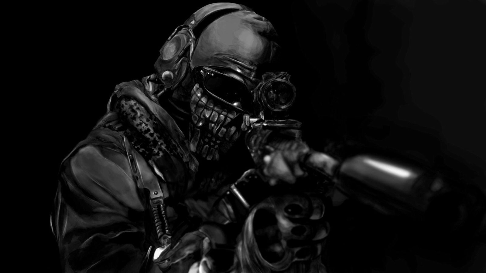 Call Of Duty black Wallpaper