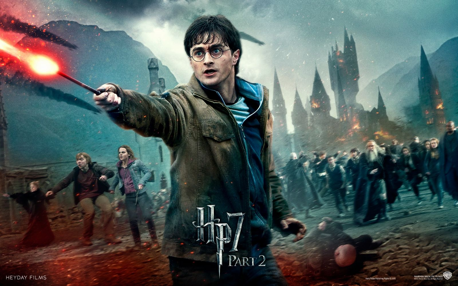 30 Marvelous Harry Potter Wallpaper For All The Devices