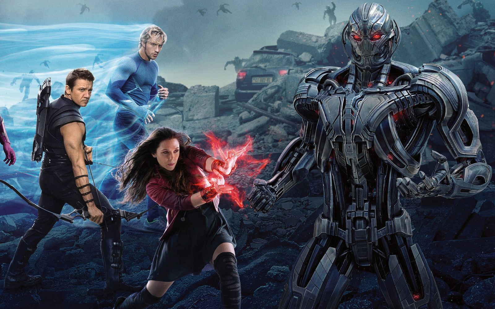 avengers age of ultron wide hd wallpaper