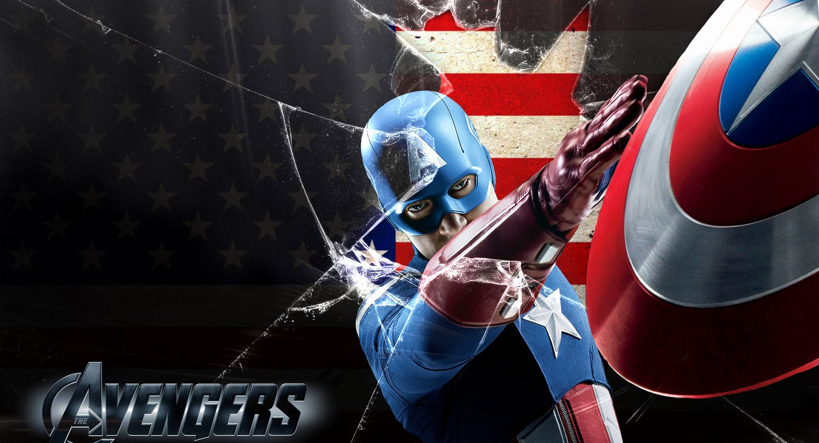 avengers captain america wallpaper