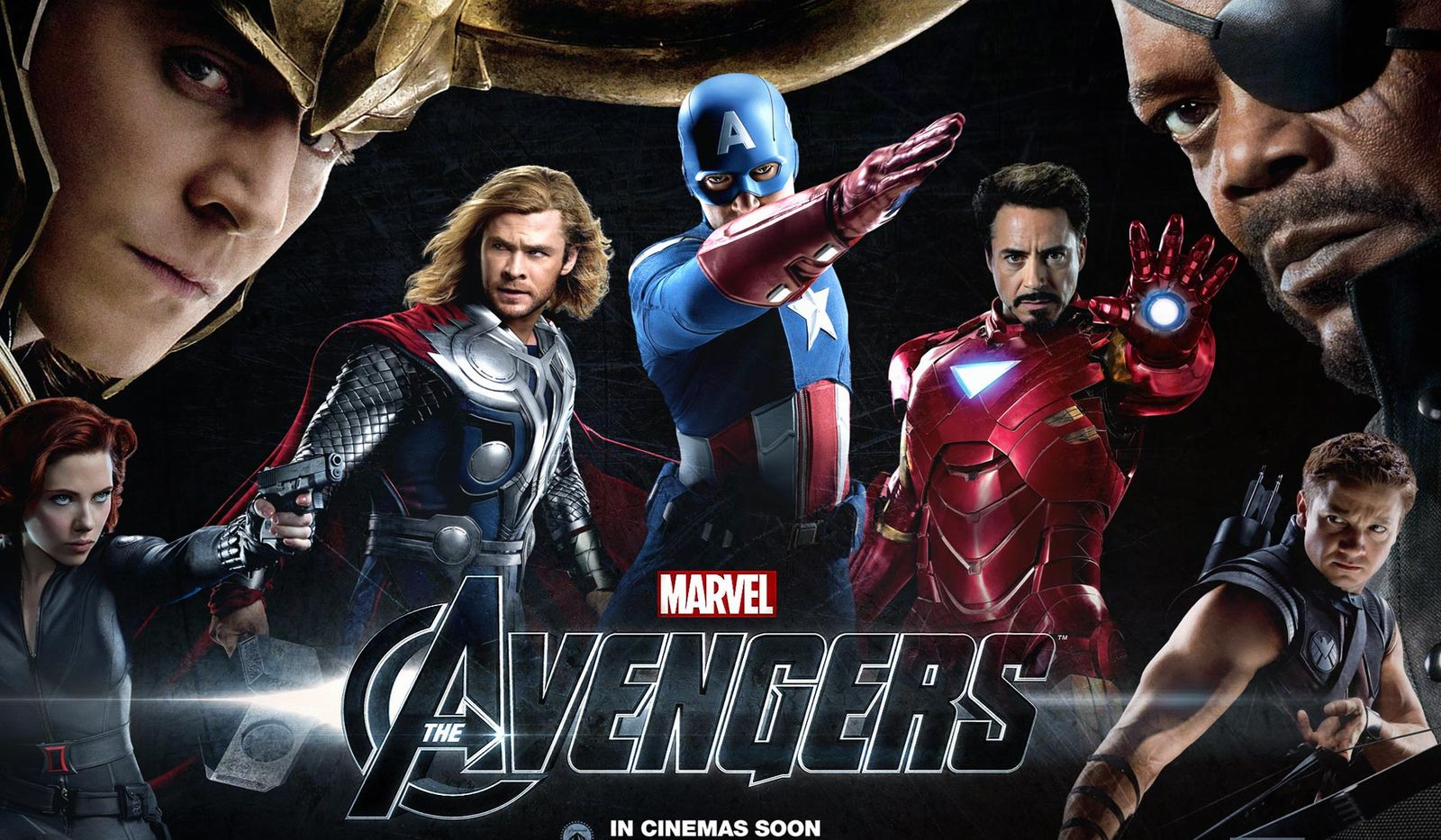 best movie the avengers wallpaper hd