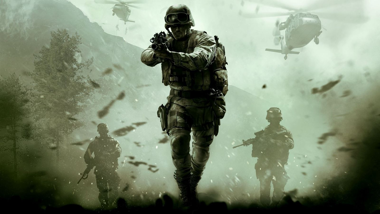 call of duty solder wallpaper