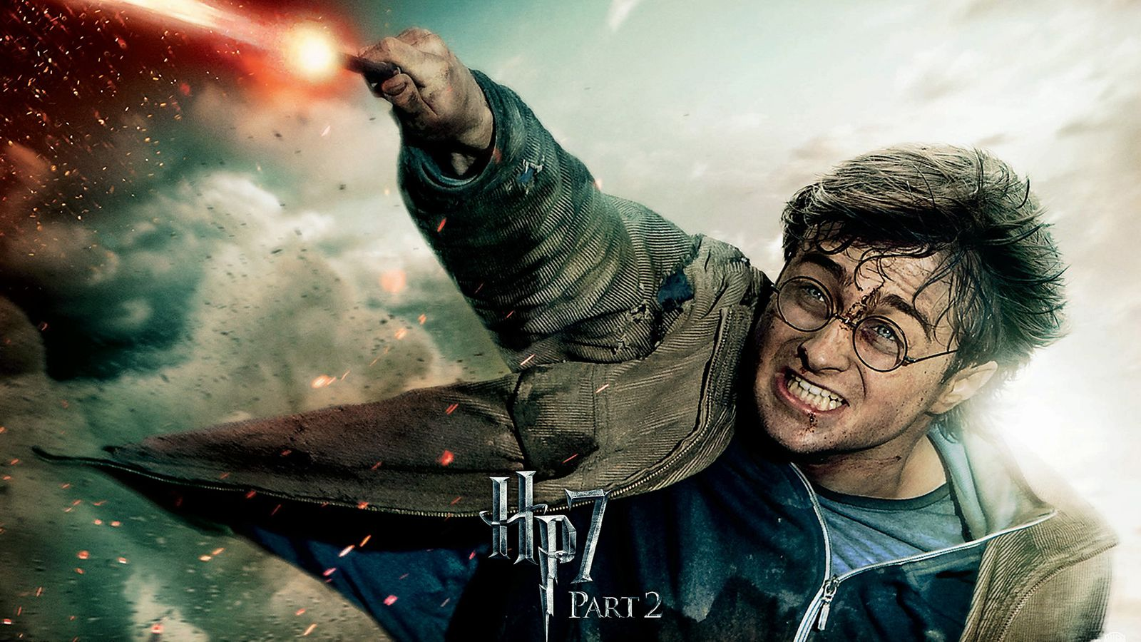 harry potter wand wide