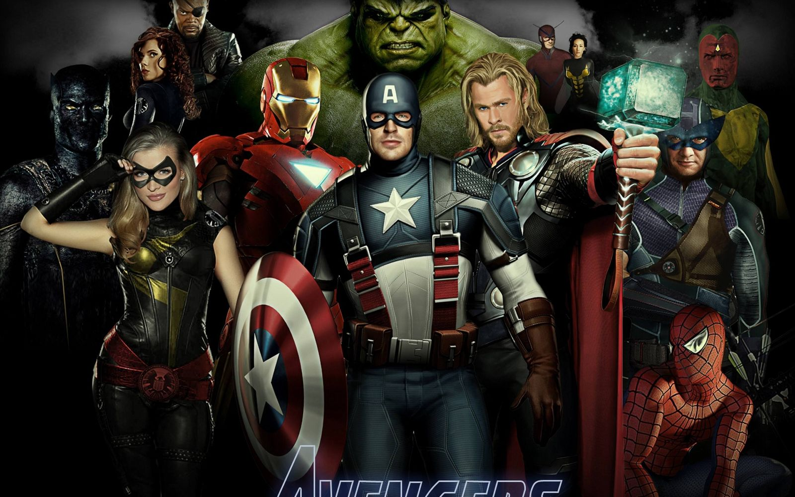new Avengers Wallpaper