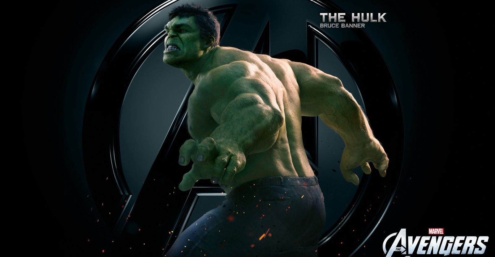 the avengers the hulk wallpaper