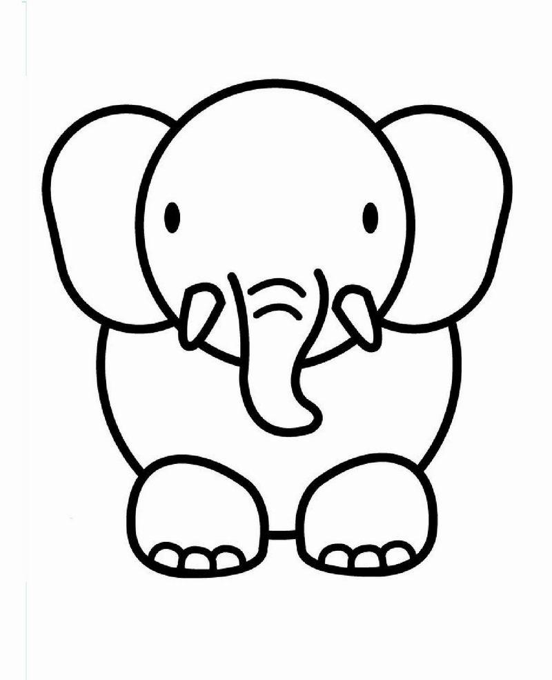 30 animal coloring pages for elementary kids