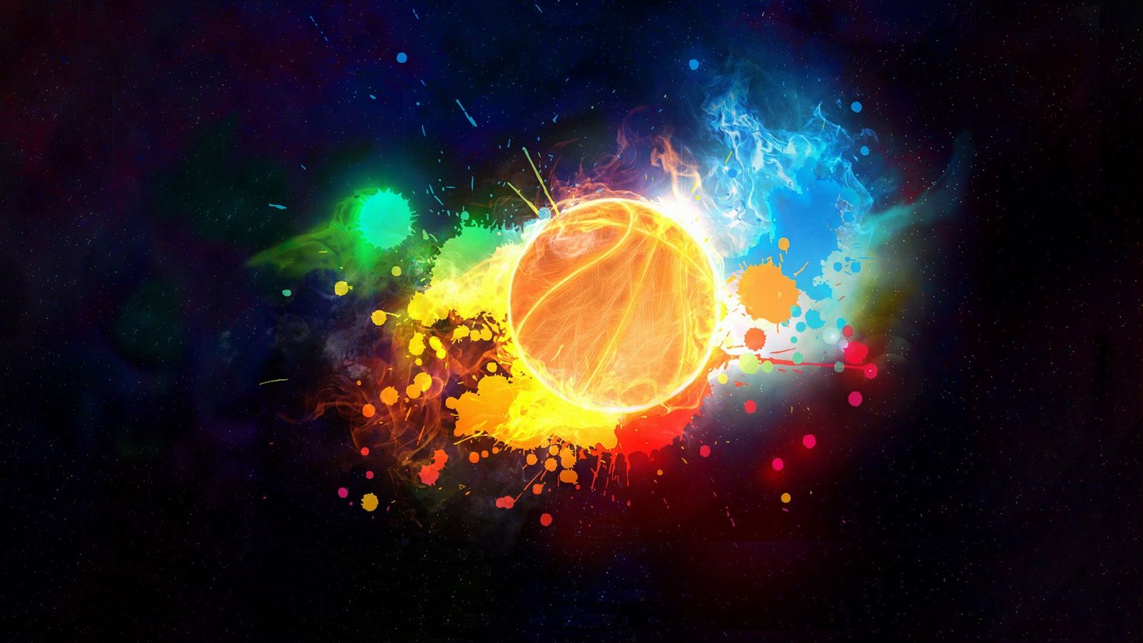 Basketball wallpaper HD Collection hd colourful