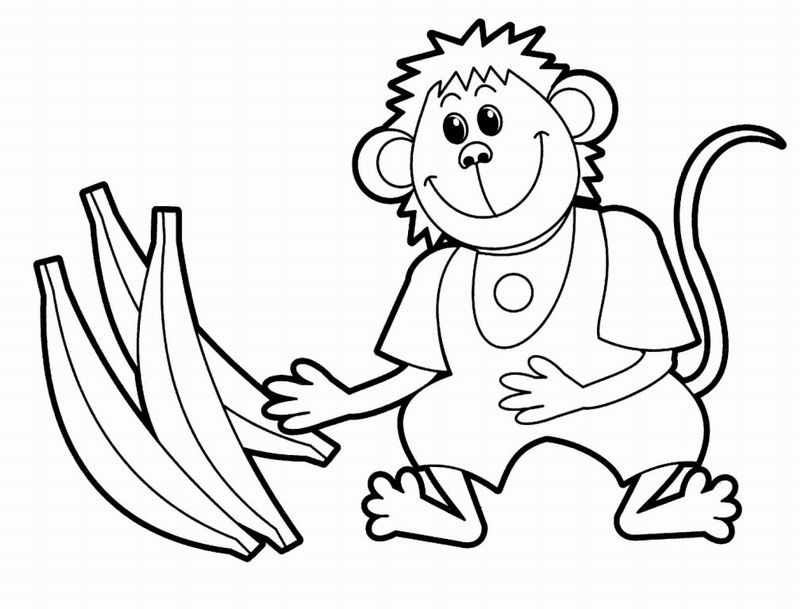 Best Animals coloring pages for babies