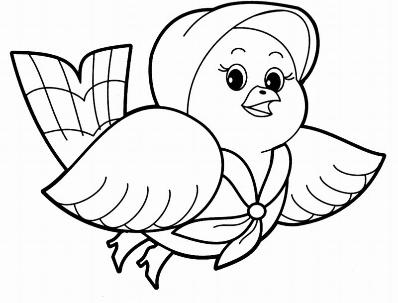Coloring pages animals for kids