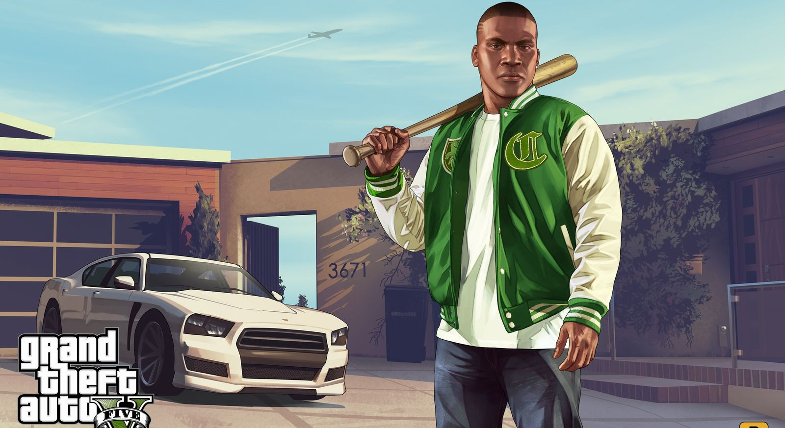 GTA 5 action Wallpaper