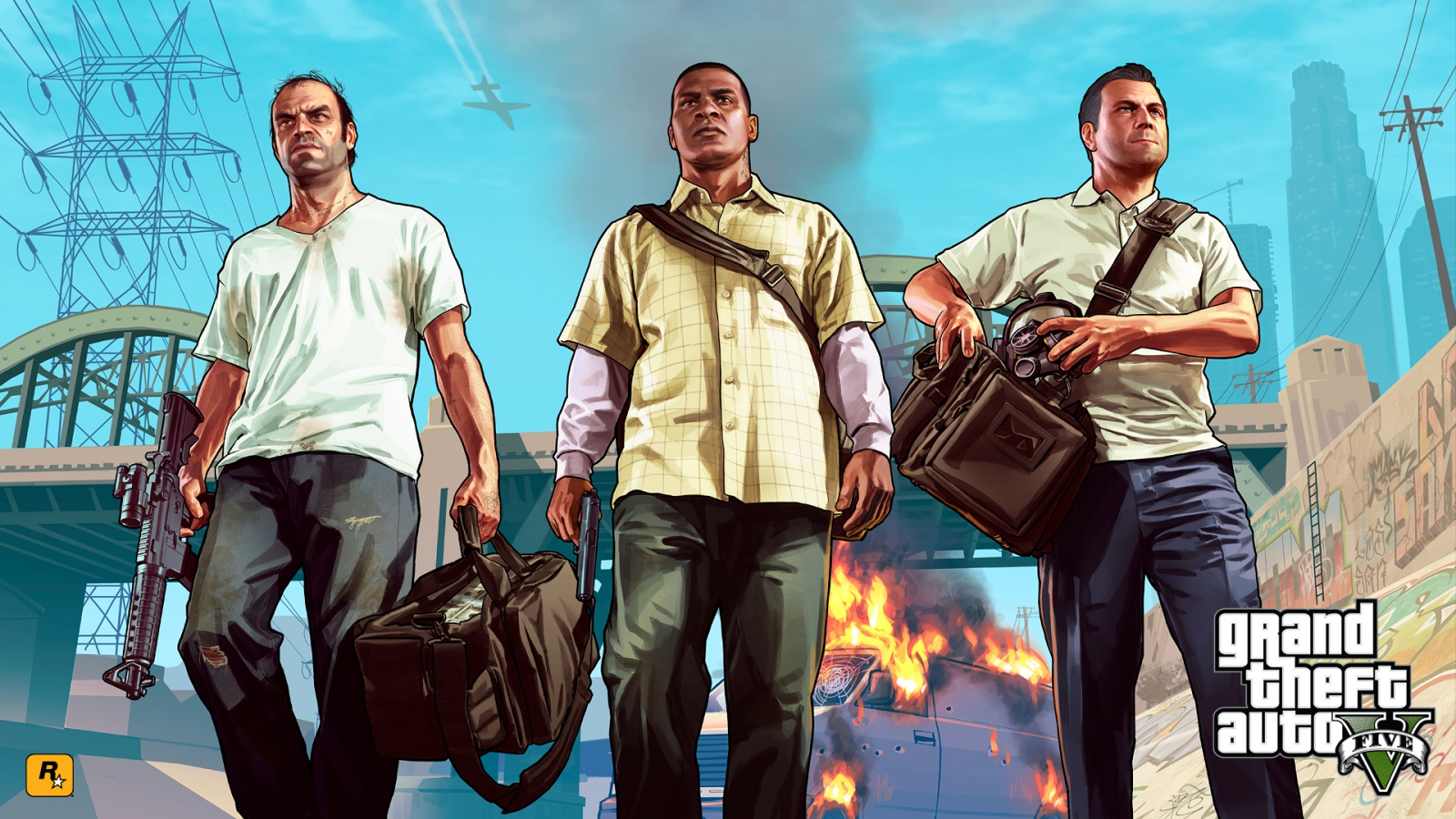 GTA 5 best Wallpaper