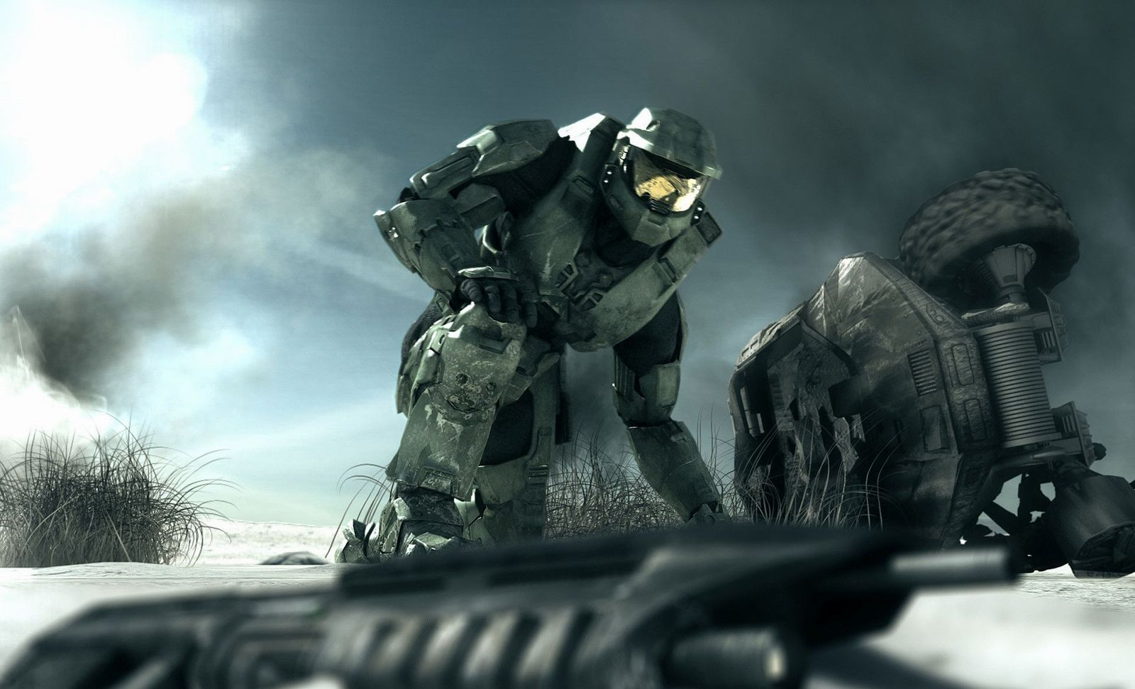 Halo cool Wallpaper