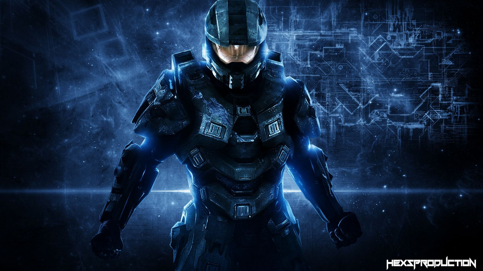 Halo game HD wallpaper