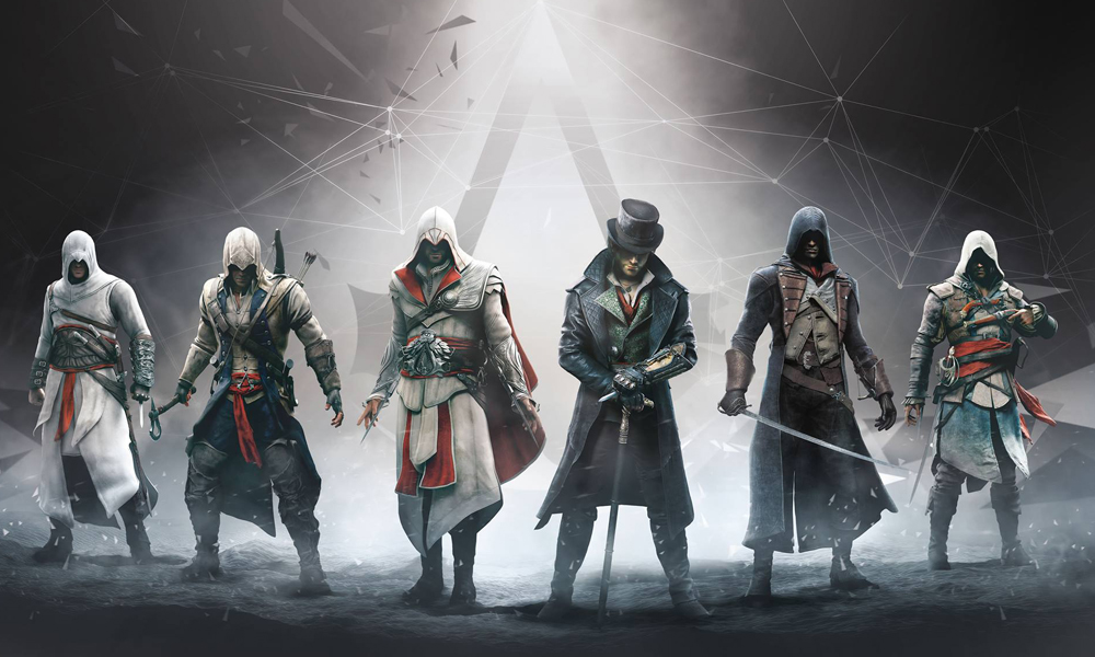 30 Assassin's Creed Wallpaper For Desktop Backgrounds